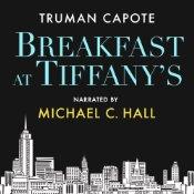 Breakast at Tiffanys audio book