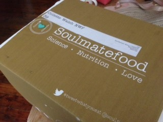 Exciting! My SoulmateFood delivery