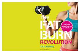 fat burn revolution book
