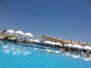 Bliss! One of the pools at Sensatori Turkey